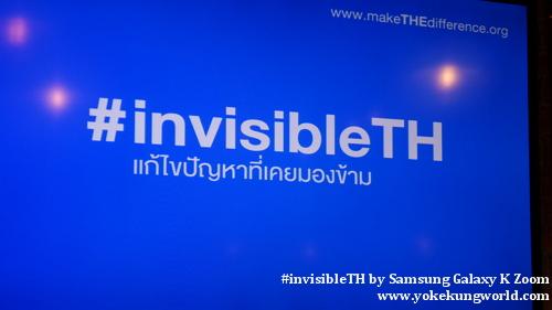 """หยิบ Samsung Galaxy K Zoom ตะลุยสำรวจ """"ปัญหาที่เคยมองข้าม"""" กับ #invisibleTH"""