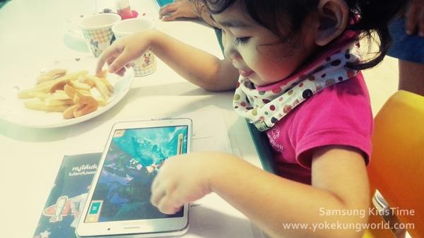 ได้เวลาสนุกแล้วสิ Samsung KidsTime ให้คุณพ่อ คุณแม่ วางใจ ลูกเล่นแท็บเล็ตอย่างปลอดภัย