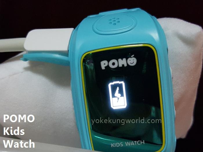 POMO Kids Watch review 2