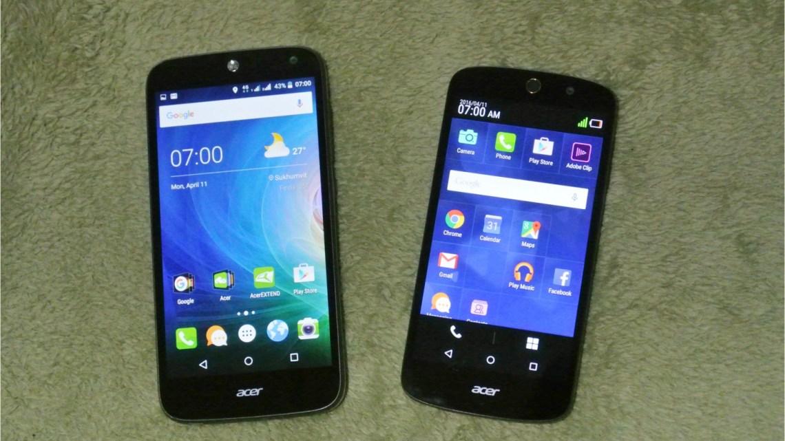 8 ฟีเจอร์น่าใช้บน Acer Liquid Z630s & Liquid Z530s