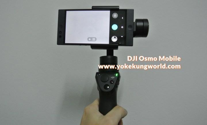 OSMO MOBILE stabilizer
