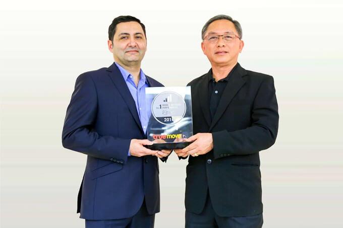 [PR] ทรูมูฟ เอช คว้ารางวัลเครือข่าย 4G ที่ดีที่สุดในไทย จาก nPerf  ผู้ให้บริการ Speed Test จากฝรั่งเศส