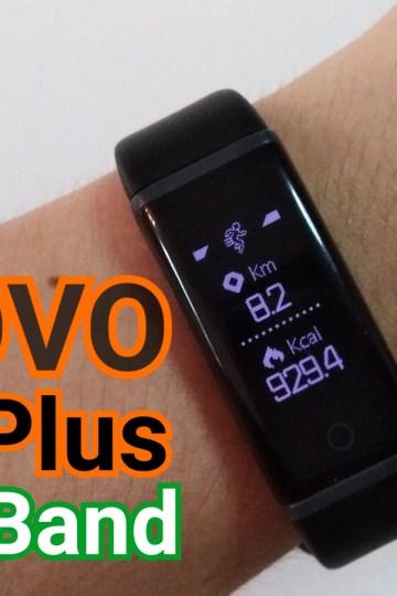 Lenovo Cardio Plus HX03W Smartband
