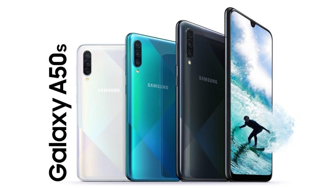 "Samsung จัดหนัก เปิดตัว ""Samsung Galaxy A ฉบับอัพเกรด"" พ่วงตัว s ท้ายเลขรุ่น อัดฟีเจอร์จัดเต็มในราคาสุดคุ้ม"