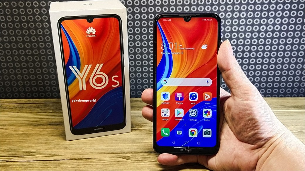 huawei y6s review