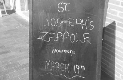 3月19日、聖ヨセフの日
