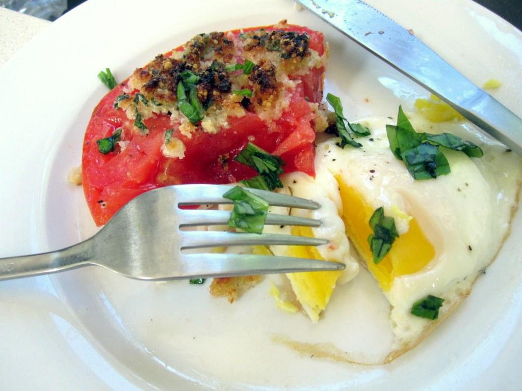 パルミザングリルトマト