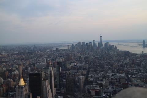 ニューヨークの食べ歩き、2013年春