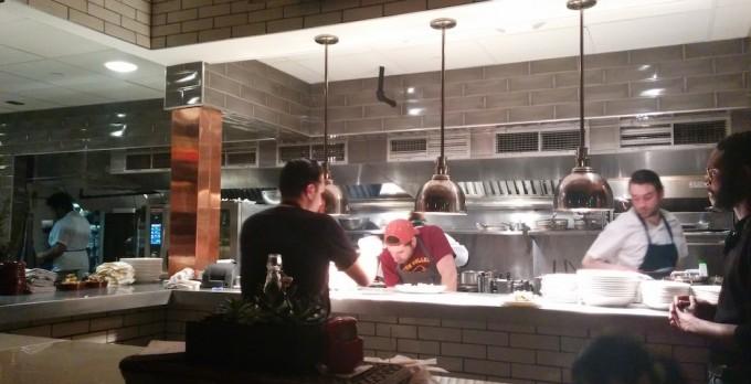 レストランレビュー:Alden & Harlow