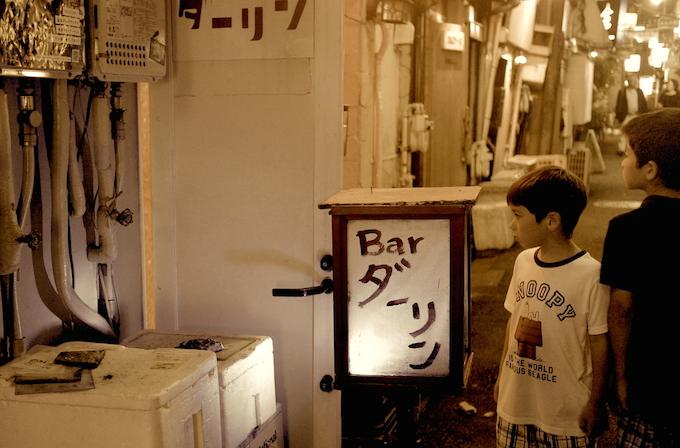 帰国前日東京18時間:新宿ゴールデン街
