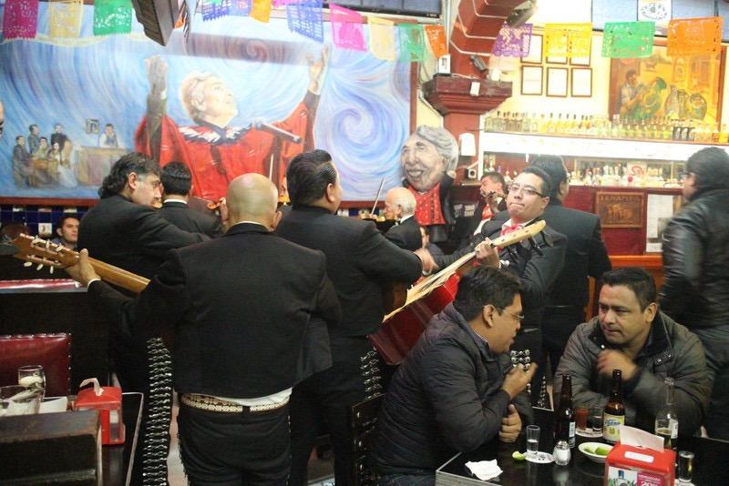 Mexican Fiesta Midwinter パーティー