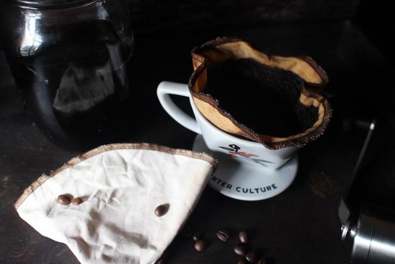 CoffeeSockのコットンフィルター