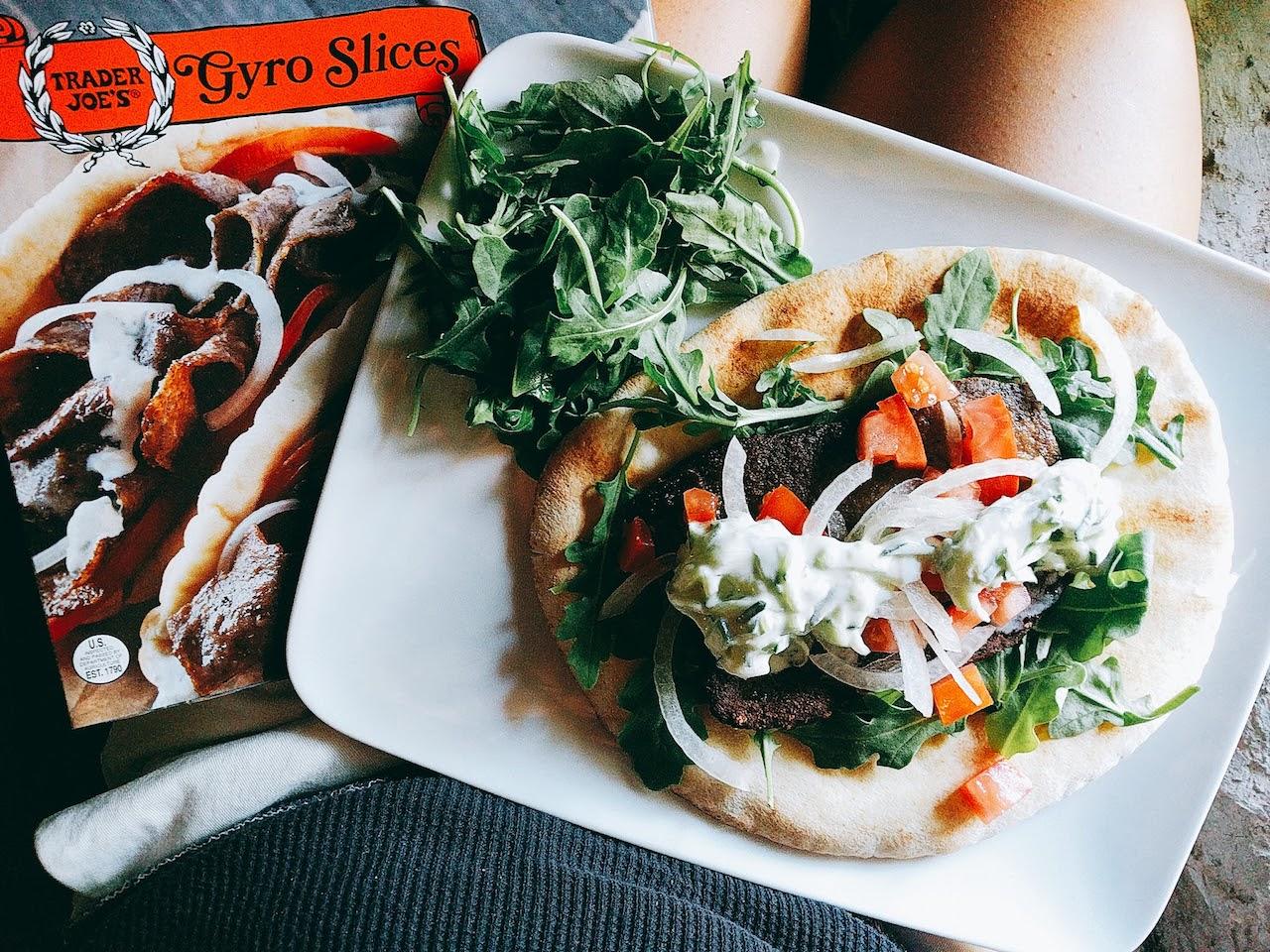 TJ'sの商品を使った即席レシピ:ギリシャ料理