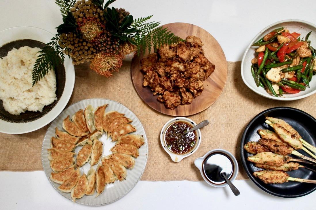 レモングラスを使いこなす:和食に合うアジア料理