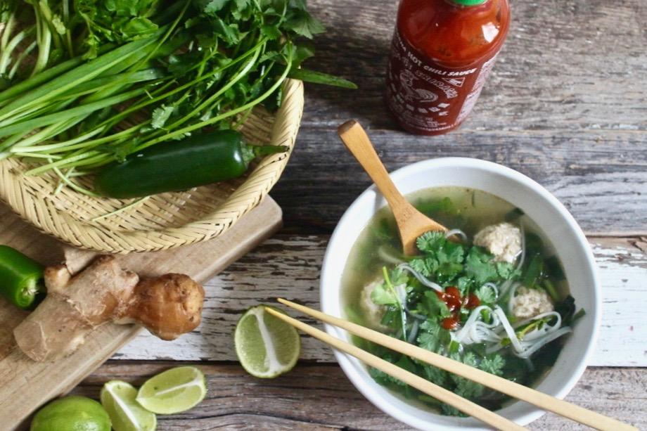 30分で作る 無添加・野菜たっぷりのスープ