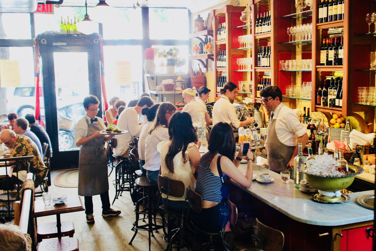 NYフレンチビストロ「Buvette」が東京にオープン