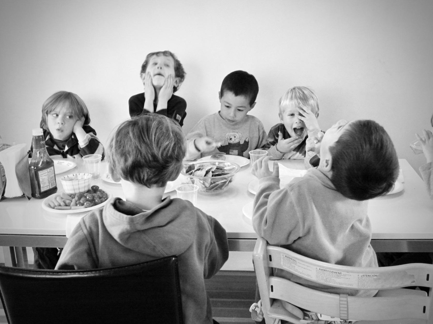 マタニティー食事と離乳食の会