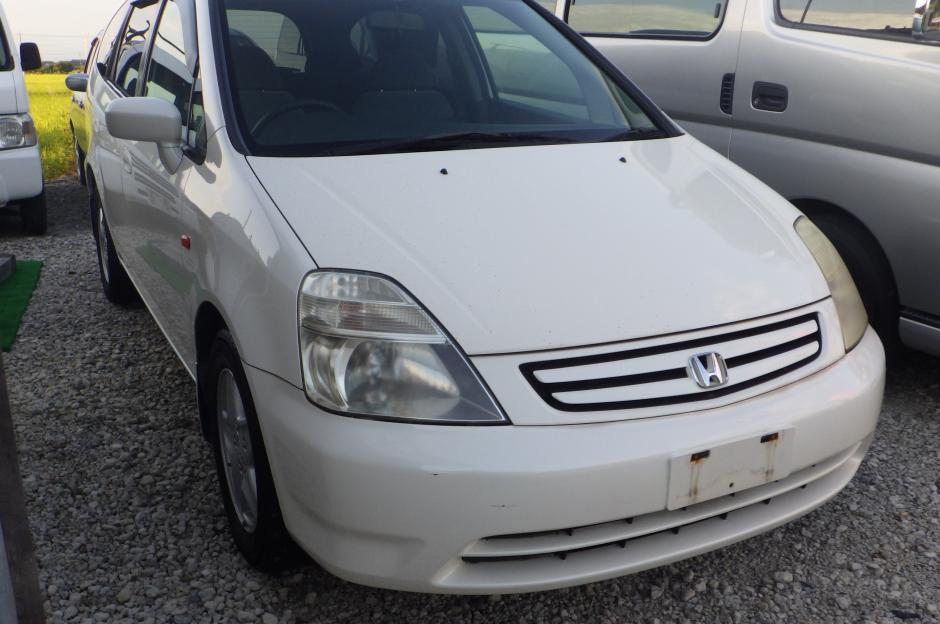 Excellent Condition Honda Stream Wagon Model 2000