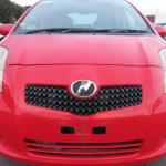 Toyota Vitz 2007 Just For $ 1621 USD