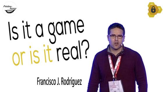 Dispositivos conectados expuestos a ciberataques, charla de Francisco J. Rodríguez