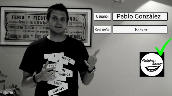 Pablo González entrevista en el canal de ciberseguridad Palabra de hacker