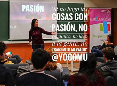 Hacer las cosas con pasión