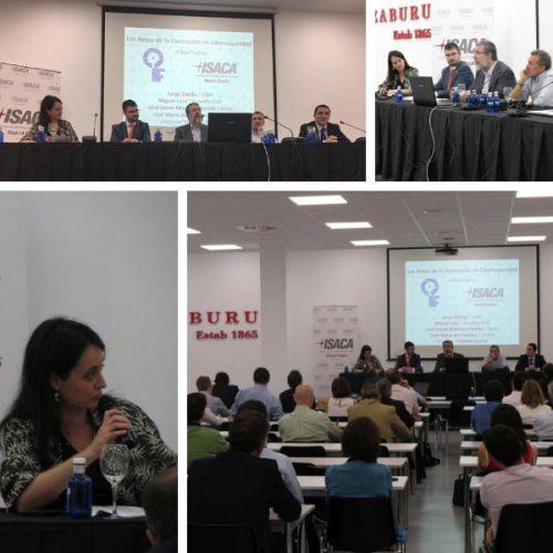 CiberTodos ISACA Madrid