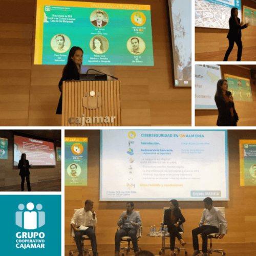 Jornada Ciberseguridad en ON Grupo Cajamar