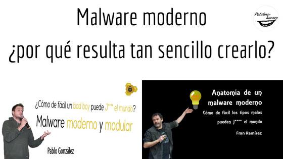 Malware moderno por qué resulta tan sencillo crearlo