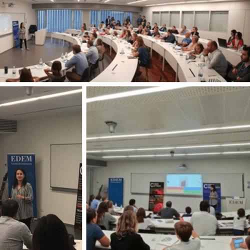 Participación en evento Ciberseguridad en familia 2017 organizado por Sothis