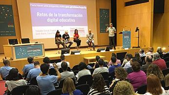 Retos de la transformación digital educativa