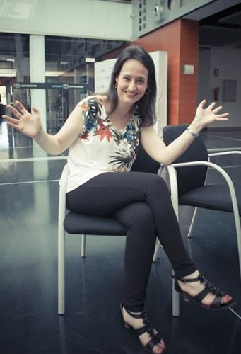 Yolanda Corral periodista y formadora en los medios