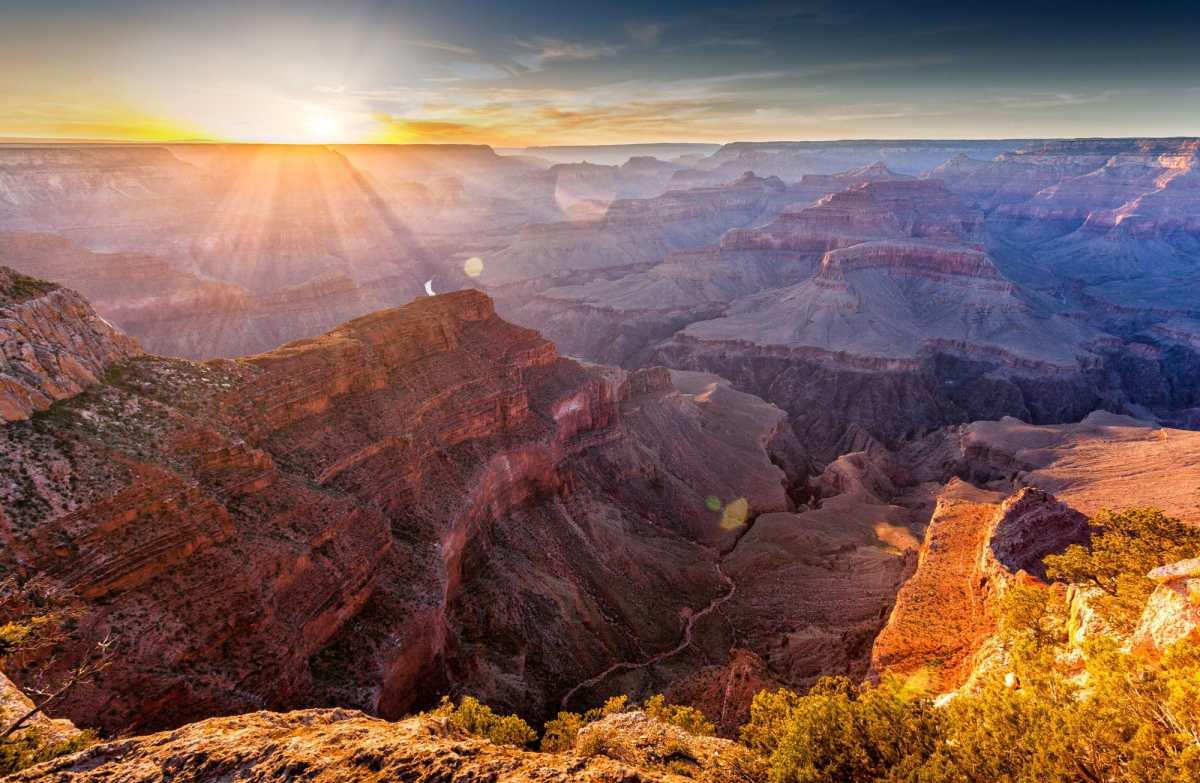 картинки большой каньон