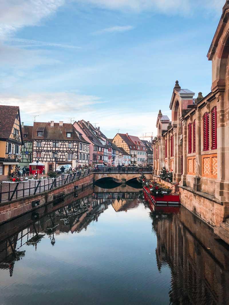 Alsace gezi rehberinin en önemli noktası ve gezilmesi en keyifli köyü Colmar!