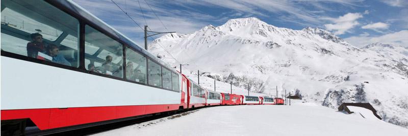 Avrupa'daki en güzel tren rotaları