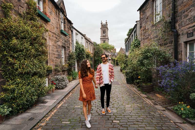 Edinburgh gezi rehberi ve gezilecek yerler
