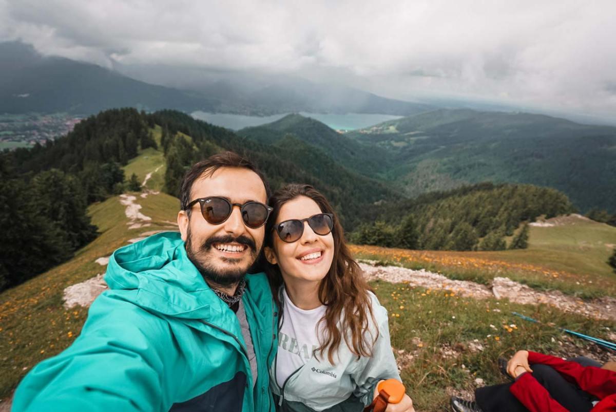 Bavyera'da Trekking Rotaları