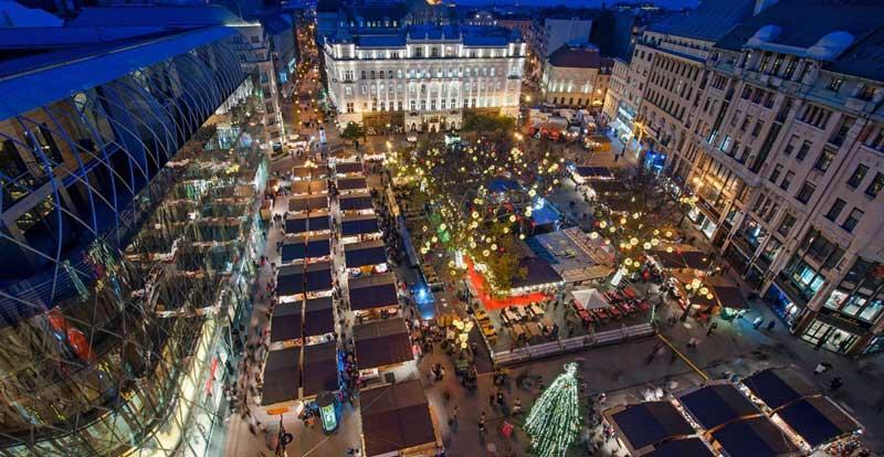 Avrupa'nın En Güzel Noel Pazarları