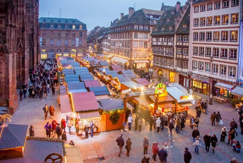 Strasburg Noel Pazarı