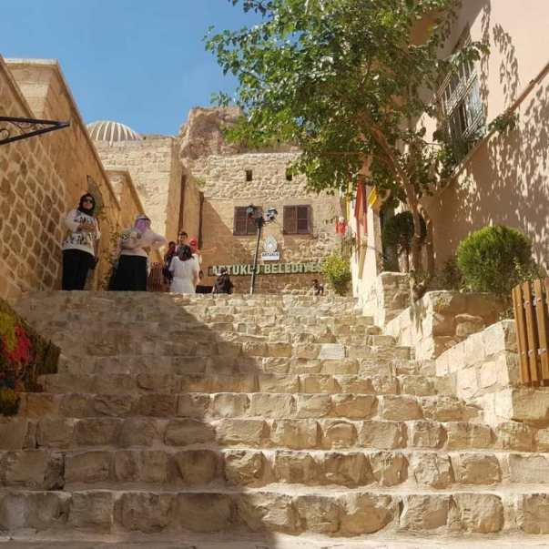 Mardin Taş Evleri ve Sokakları Tarihi Kent Mardinde Gezilecek Yerler