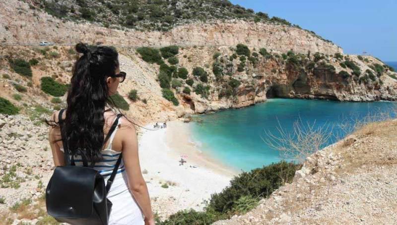 Mağaralı Koy Antalya