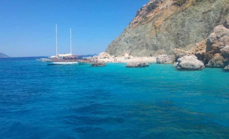 Adrasan Akdeniz Mavi Yolculuk Turları