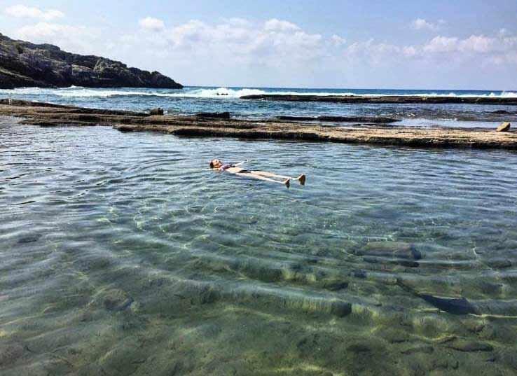 Gazipaşa Doğal Havuzları