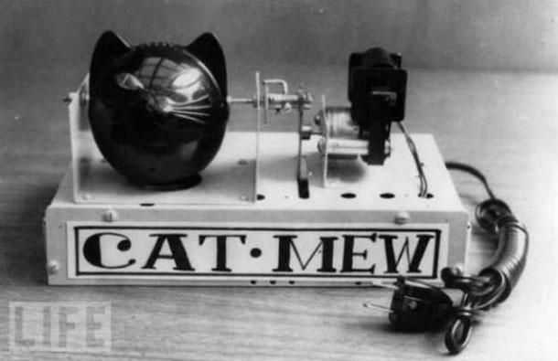 10. Miaukiantis aparatas pelėms atbaidyti