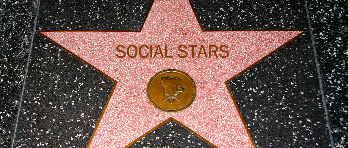 Social Stars - unlock opportunities through social media
