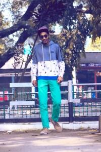 Ariyan Mehedi outdoor