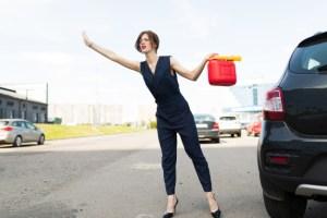 Benzin Bitti Yakıt Takviye Acil Servis