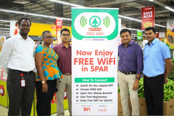 star shopping mall free wifi