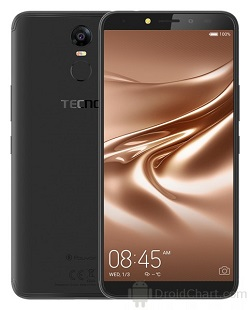 Tecno Pouvoir 2 : New Battery Focus Smartphone From Tecno Mobile
