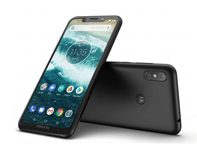 Motorola One Power with 19:9 Full HD display, 5000mAh battery